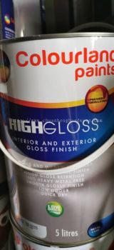 Colourland Paint high gloss
