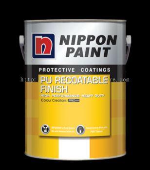 Nippon paints pu coat