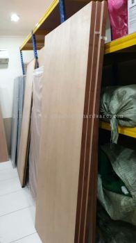 pintu kayu plywood