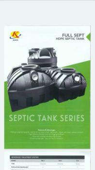 Hdpe Septic tank