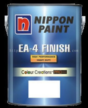EA4 Finish
