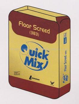 Floor Screed 383