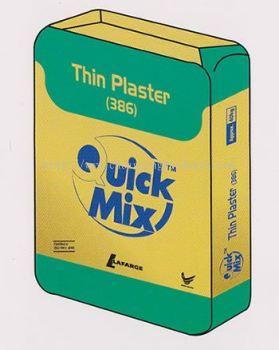 Thin Plaster 386