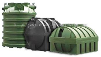 Deluxe Septic Tank