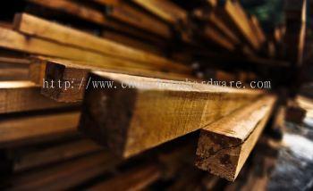 mixed sawn timber