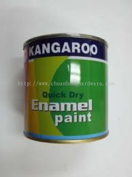 Kangaroo Enamel Paint 319 light green
