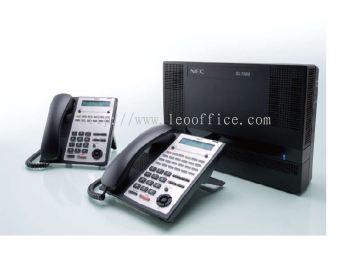 NEC SL1000 Hybrid PABX System
