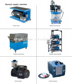 VGSM Technology (M) Sdn Bhd : Vacuum Pump Supply