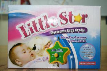 Little Star Electronic Baby Cradle(Model:AEM1008