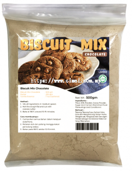 Biscuit Mix - Chocolate