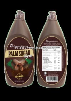 Palm Sugar Syrup