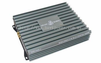 MH-1000.1D Music Hawk Class D Mono Amplifier