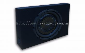 "MH-12XW 12"" Silm Woofer + MH1312 12"" Slim Music Hawk Woofer Box"