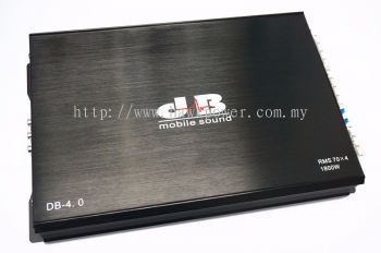 DB-4.0 dB Mobile Sound (4ch) Power Amplifier