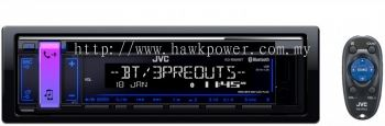 KD-R991BT 1 Din CD Receiver with Bluetooth