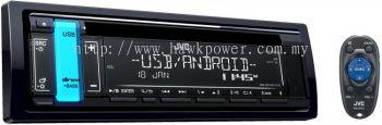 KD-R491 1 Din CD Receiver