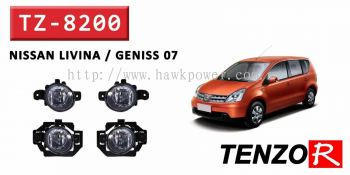 TENZO R TZ-8200