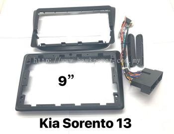 Android casing kia sorento 13  9inch