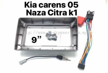 "Android casing kia carens 05 naza citra k1 9"""