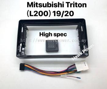 Android casing Mitsubishi triton (l200)19/20 high spec.
