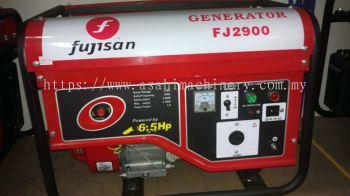 FJ 2900 Gasoline Generator Fujisan