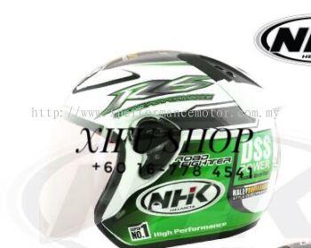 Nhk R6 - Rally White / Green