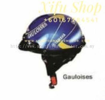 THREE QUARTER HELMET MHR GRAPHIC GAULOISES (.   )