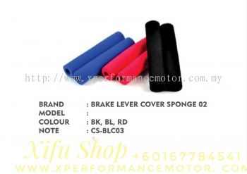 BRAKE LEVER GRIP SPONGE 02 CS-BLC03