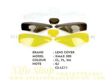 HEAD LIGHT PROTECTOR ACCESSORIES XMAX 300 CS-LC11