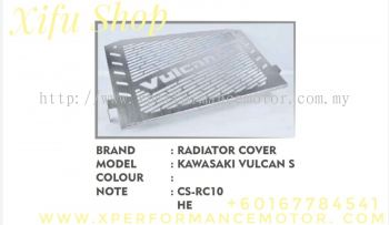 RADIATOR COOLANT NET ACCESSORIES KAWASAKI VULCAN S CS-RC10