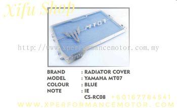 RADIATOR COOLANT NET ACCESSORIES YAMAHA MT07 CS-RC08