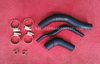 LC135 V1, LC135 4S, LC135 NEW, LC5S COOLANT HOSE SET WITH CLIP CHLC135(PTAMHI)