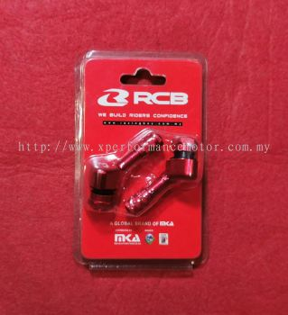 RB AIR VALVE STEMS10MM(TANK) - RED MK-01A0130R(MKMJEE)