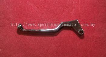 HX135/HAWK/NSR150 CLUTCH LEVER LH CHROME 0110-CP-HX(GPLIE)