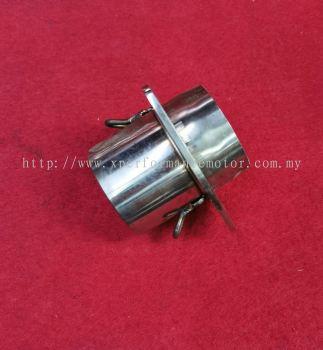 EXHAUST MUFFLER RACING ADAPTOR HONDA CB400/VTEC 400 EMRAHCB400