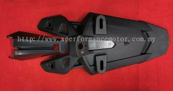 REAR FENDER 04 AFTER MARKET Y15ZR PC1006 SSCIE