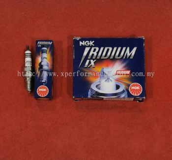 SPARK PLUG IRIDIUM IX NGK 100%ORIGINAL HONDA CB400, CBR600, CBR1000RR.. CR9EHIX-9 MEEE