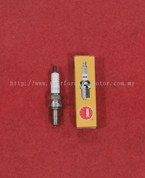 SPARK PLUG NGK 100 %ORIGINAL LC135, Y15ZR, FZ150.. CR8E HEE