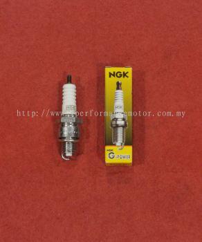 SPARK PLUG NGK G-POWER 100%ORIGINAL Y100, Y110.. BPR7HGP HAE