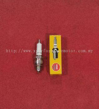 SPARK PLUG NGK 100 %ORIGINAL STD Y100, Y110SS, V100. BP7HS IAE