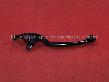 YAMAHA LAGENDA Z110/LC135 /SPARK 135/NOUVO /NOUVO S /Y15ZR BRAKE LEVER RH BLACK GP0120-BK-KR 135 MEE