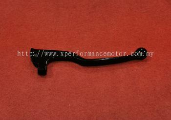 YAMAHA Y110/Y125Z BRAKE LEVER RH BLACK GP0120-BK-Y110 MEE