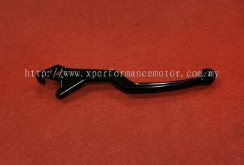 SUZUKI TXR150/TRS/GN125 BRAKE LEVER RH BLACK GP0120-BK-TX150 MEE