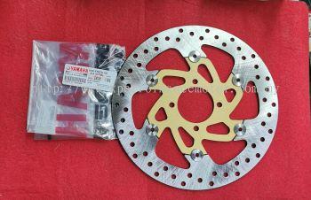 YAMAHA DISC, BRAKE FRONT RIGHT - Y09 100%ORIGINAL LC135 NEW 55C/Y125ZR 5XK-F582U-00 LHEEE