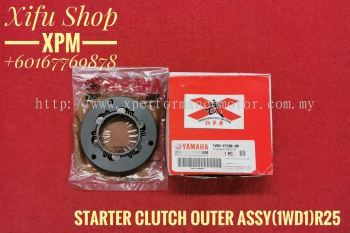 STARTER CLUTCH ONE WAY /STARTER CLUTCH OUTER ASSY(1WD1)100% R25 1WD-E5580-00 LWLIEEE
