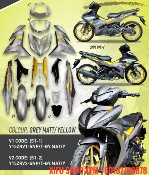 FULL BODY COVER SET COMPLETE GRAPHIC PARTS CATALOG