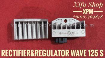 RECTIFIER&REGULATOR WAVE 125/ W125S 31600-KPH-901 TRC07 ATMIEE