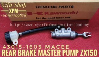 REAR BRAKE MASTER CYCLINDER SUB ASSY /REAR MASTER PUMP ZX150 43015-1605 A-ACIEE