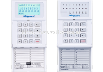Bluguard V16 Plus Alarm