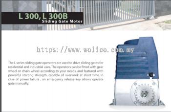 L300 Sliding Gate Motor